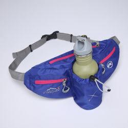 2021 Moda colorato impermeabile luce nylon Outdoor Travel Street Shopping Tasca da corsa sportiva Borse cintura da portafoglio Confezione da cintura in vita caraffa d'acqua Sacchetto per bottiglie