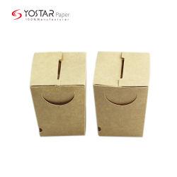 Het in het groot Document die van het Voedsel Karton van het Vakje van de Spaanders van het Karton van Kraftpapier het Aardappel Gebraden verpakken