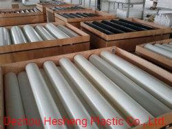 Diseño de plástico gris blanco de PVC de HDPE barra de bar