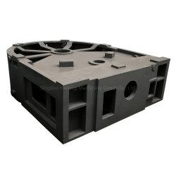 Günstige schwere Graueisen CNC-Drehmaschine Bau Flachbett