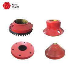 конусная дробилка PYB деталей шестерни и ведущей шестерни в сборе при нажатии кнопки конус втулки головки блока цилиндров