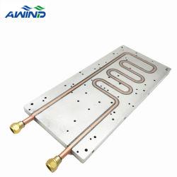 2020 La Chine l'aluminium liquide de refroidissement Échangeur de chaleur Plaque froide dissipateur de chaleur