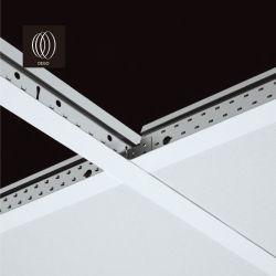 2020 Nouvelle conception de l'or fournisseur principal d'acier galvanisé Tee Cross angle de mur plafond suspendu de raccord en T T Bar de la grille
