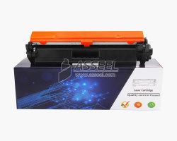 Kompatibel mit der neuen Modell-Lasertoner-Patrone CF217A CF217 217 217A HP 17A Tonerkassette mit Chips