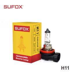 Automotive lâmpadas halógenas H16 e H13 de halogéneo homologada por grosso