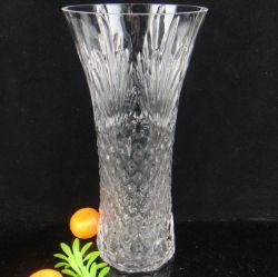工場卸し売りホーム装飾のゆとりの結婚式の水晶芸術のガラス花つぼ