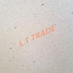 De witte Tegels van de Vloer van het Terrazzo van de Waaier van de Kleur Kunstmatige