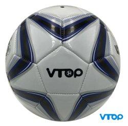 Máquina de color blanco cosido balón de fútbol para el Deporte