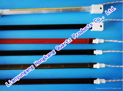 Kohlenstoff-Faser-Infrarotheizungs-Lampe IR-Quarz-Infrarotheizungs-Lampe|Qualitäts-Auto-keramische Infrarotwärme-Lampe|Goldreflektor-Infrarotheizungs-Lampe