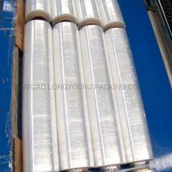 Casting 23mic 500mm palets protectora transparente el film estirable de envoltura