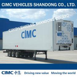 Cimc Kogel Zjv9400xlcsd camionetas de carga refrigerada reboques Semi-Trailers fechados
