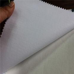 Usine de tee-shirt en coton chinois Fusible Collier d'interfaçage d'interligne de tissu du brassard