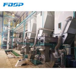 Ce SGS ISO approuvé Usine de fabrication granules de bois