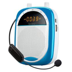 Shidu Mini 10W de puissance amplificateur sans fil UHF