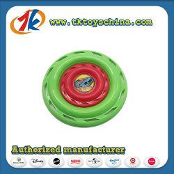 Frisbee plástico personalizado por atacado de China para o brinquedo do presente da promoção