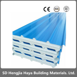 Schaum-Sandwich-Dach-Panel der Stahlkonstruktion-materielles ENV