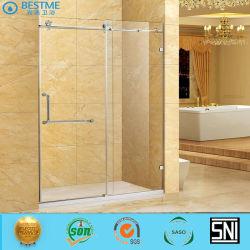 دش زجاجية مستدقة الحمام الشوادة الصحية (BL-B0008-P)