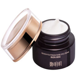 OEM cercle foncé Anti-Wrinkle Essence rares Platinum Eye Cream