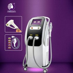 Machine van de Laser van de Diode van Epilator IPL van het Vlekkenmiddel van het Haar van veilige Vrouwen de Pijnloze
