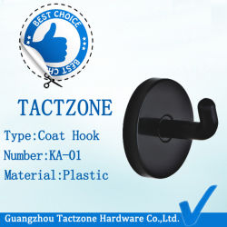 Compartimento de papel higiénico de banho pano de Nylon gancho de plástico de partição