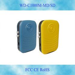 Wd-C1000m-MD/SD Etrhernet Coaxial Bridge para comunicações industriais