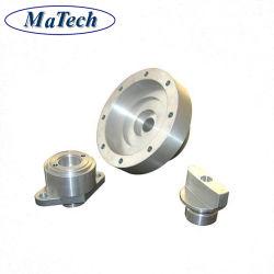 Parti di macchinari in alluminio per impieghi pesanti personalizzate con lavorazione di precisione