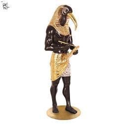 Egyptisch Beeldhouwwerk fsy-93 van de Glasvezel van de Wacht van de Farao van het Standbeeld van de Stijl Klassiek