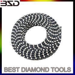 Diamante de corte preciso de la sierra de alambre de corte de metales para la demolición de hormigón y concreto del afeitado