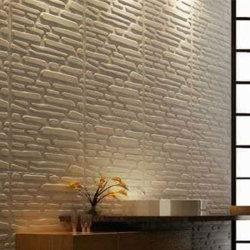 도기 타일 3D DIY 벽 벽돌 디자인 벽지 벽 종이