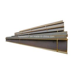 Laminado en Caliente Q235B Q345b i viga de acero de tamaños de viga I
