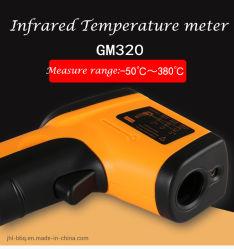 적외선 Laser 온도 미터 더 높은 온도 측정 산업 목적을%s 몸의 접촉이 없는 IR 온도계 그 같은 로; 더 높은 저온 장소