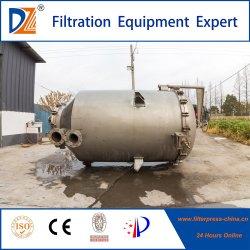 A filtragem do óleo bruto de folhas de alta eficiência de equipamentos de Filtro