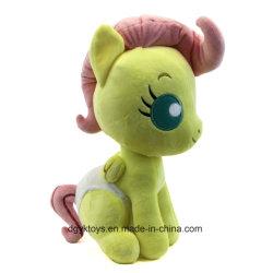 10 polegadas recheadas macio Plush Pony Toy