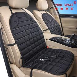 Commerce de gros 12V noir universel voiture auto plus chaudes de housse de siège chauffant