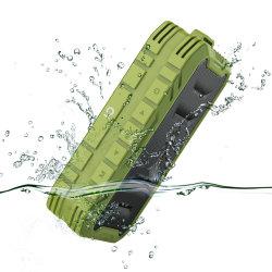 Resistente al agua portátil Mini Estéreo Inalámbrico altavoz Bluetooth