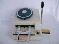 Máquina de Cartão Cartão Credict Embosser para imprimir