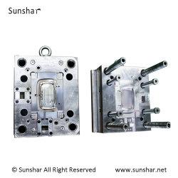 Fornitore di stampi a iniezione in plastica per connettore USB per montaggio a pannello
