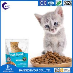 In het groot Enthousiast van de Vlek van het Voedsel van de kat voor de Amerikaanse Zalm van de Zeevruchten van het Verse Vlees Geen Korrel in het Voedsel voor huisdieren van de Kat
