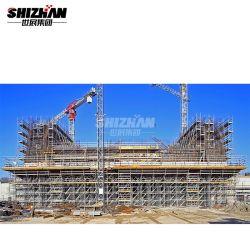 Aufbau Layher Stahlring-Verschluss-Baugerüst-materielles System für Verkauf
