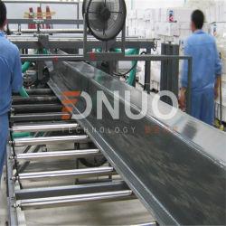 Le PRF/GRP fossé d'émissaire de l'eau Gutter Making Machine