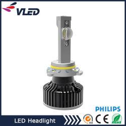 最も新しく一義的なレンズH1 H7 H8 H11 9005 Hb3 9006 Hb4の小型車LEDのヘッドライトの球根