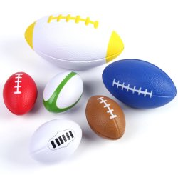 Tipo 2016 di sforzo dell'unità di elaborazione mini football americano promozionale