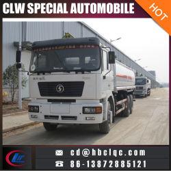 Shacman 6X4 16mt 20mt Öl-Transport-Becken-LKW-Benzin-Becken-Auto