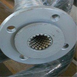 Керамические натурального каучука с насечками трубки