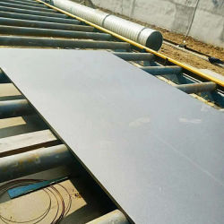 Venda a quente de aço Perfil Granalhagem equipamentos de limpeza de metal para remoção de ferrugem