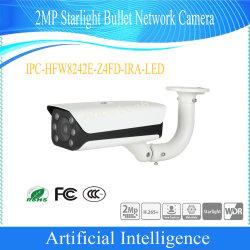 A Inteligência Artificial Dahua 2MP Starlight Bullet face a face de captura de reconhecimento da Câmara de rede (IPC-HFW8242E-Z4FD-IRA-LED/IPC-HFW8242E-Z4FR-IRA-LED)