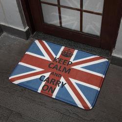 de Badmat van de Britse Douane van de Vlag