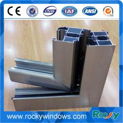 L'anodisation profil aluminium double vitrage 6063