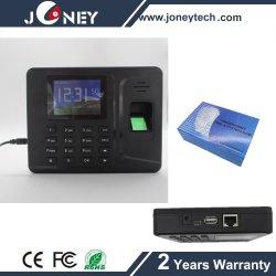 Preiswertestes Price Biometric Fingerprint Zeit Attendance mit RFID Card Reader