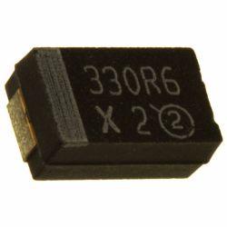 مكثفات فشاي سبراج تنتالوم (TR3D477M6R3C0150)